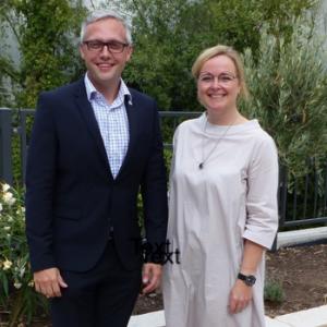Neu im BDS-Landesvorstand - Bettina Schmauder und Jan Dietz